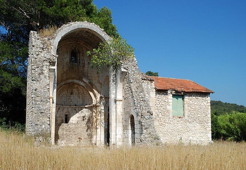Photo du Monument Historique Chapelle Saint-Véran situé à Orgon