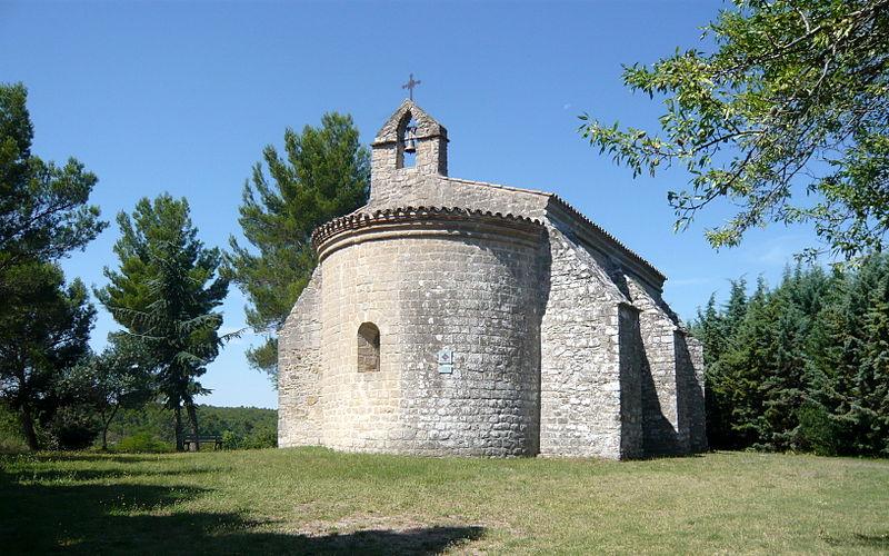 Photo du Monument Historique Chapelle Saint-Pierre situé à Peynier