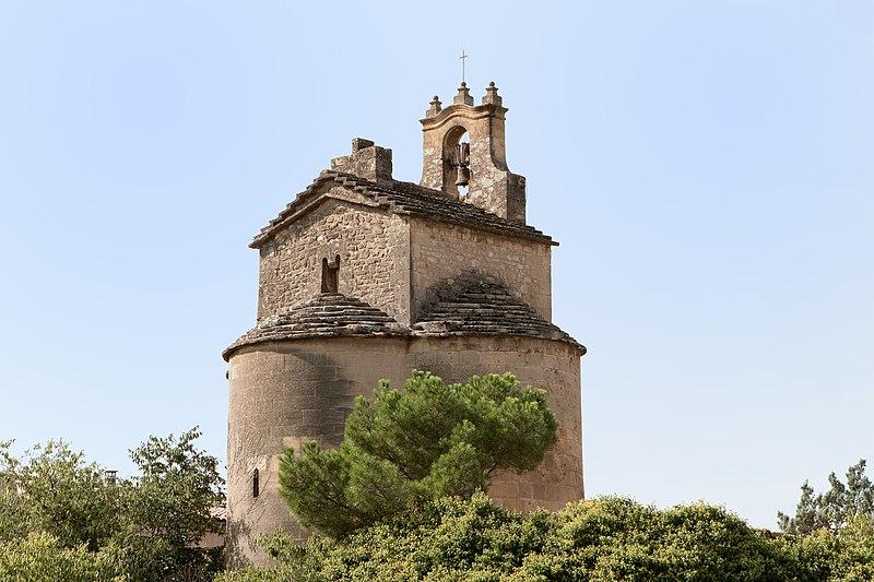 Photo du Monument Historique Chapelle du Saint-Sépulcre situé à Peyrolles-en-Provence