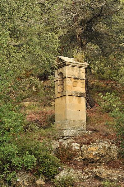 Photo du Monument Historique Oratoire Notre-Dame situé à Peyrolles-en-Provence