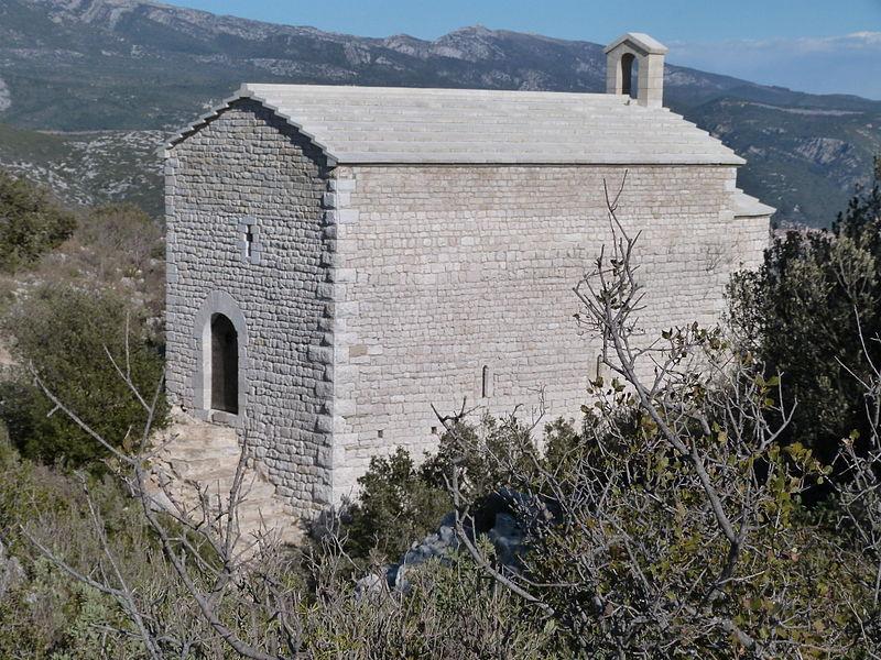 Photo du Monument Historique Chapelle Saint-André-de-Julhans situé à Roquefort-la-Bédoule