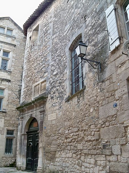 Photo du Monument Historique Hôtel de Lagoy (ou maison Renaissance) , attenant au musée situé à Saint-Rémy-de-Provence