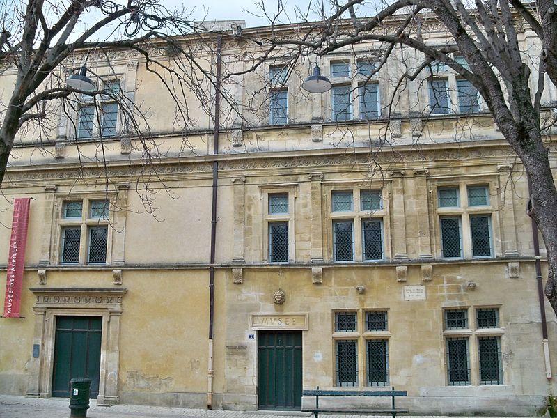 Photo du Monument Historique Maison du Planet ou Hôtel Mistral-Mondragon situé à Saint-Rémy-de-Provence