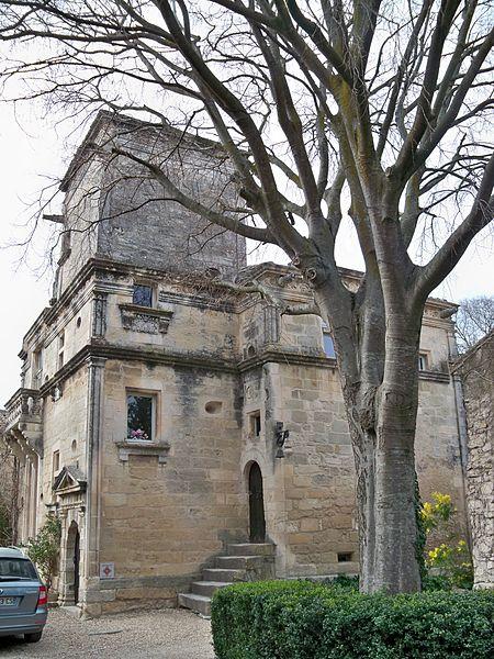 Photo du Monument Historique Maison Renaissance dite Tour des Cardinaux situé à Saint-Rémy-de-Provence