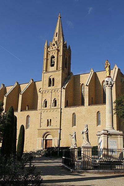 Photo du Monument Historique Eglise Saint-Laurent situé à Salon-de-Provence