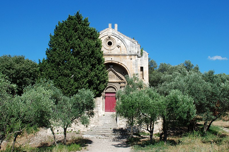 Photo du Monument Historique Chapelle et Tour Saint-Gabriel situé à Tarascon