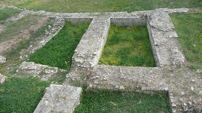 Photo du Monument Historique Cirque romain de la presqu'île situé à Arles