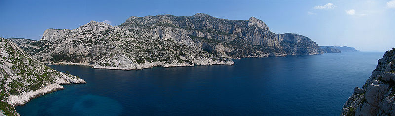 Photo du Monument Historique Grottes Cosquer, de la Triperie, du Figuier, du Renard situé à Marseille