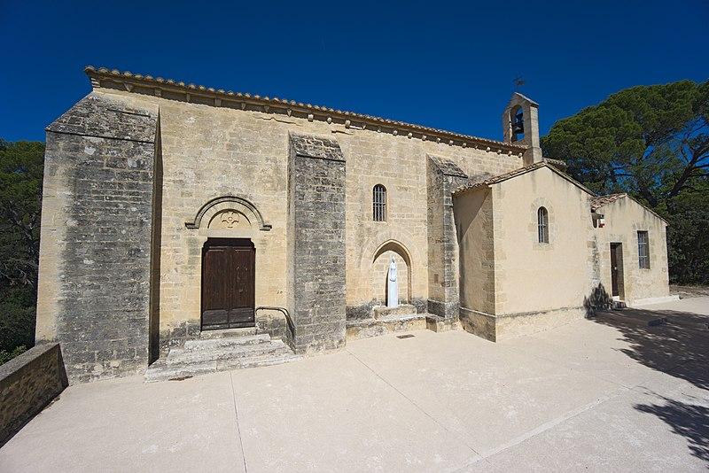 Photo du Monument Historique Eglise paroissiale Saint-Sauveur situé à La Barben