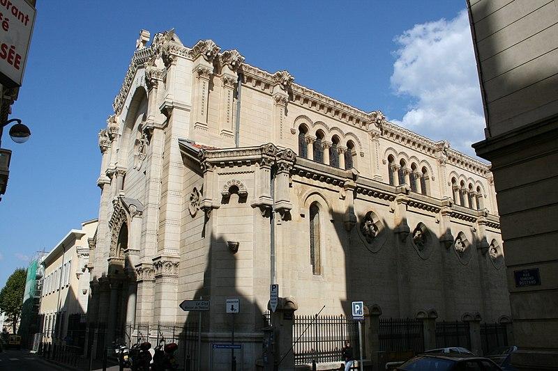 Photo du Monument Historique Couvent Saint-Lazare dit des Dominicains situé à Marseille
