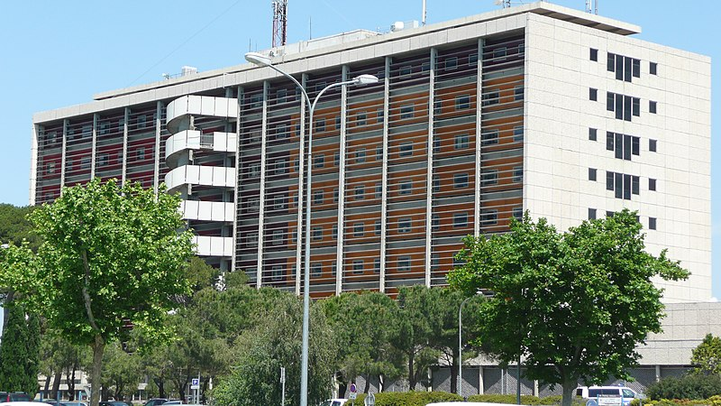 Photo du Monument Historique Hôpital Joseph Imbert, quartier de Fourchon situé à Arles