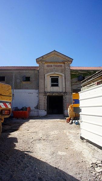Photo du Monument Historique Ancien Eden-Concert situé à La Ciotat