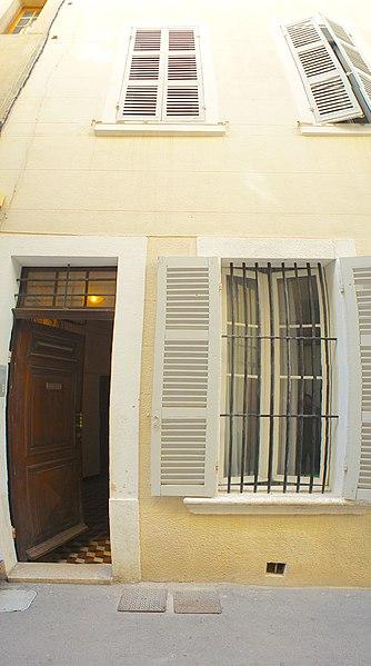Photo du Monument Historique Maison situé à La Ciotat