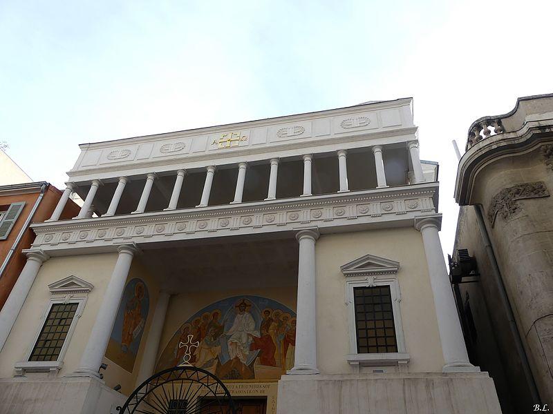Photo du Monument Historique Eglise Saint-Nicolas-de-Myre situé à Marseille