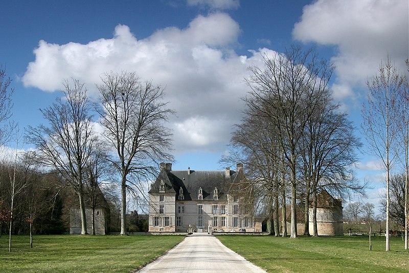Photo du Monument Historique Château situé à Aubigny