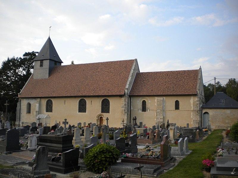 Photo du Monument Historique Eglise situé à Auvillars