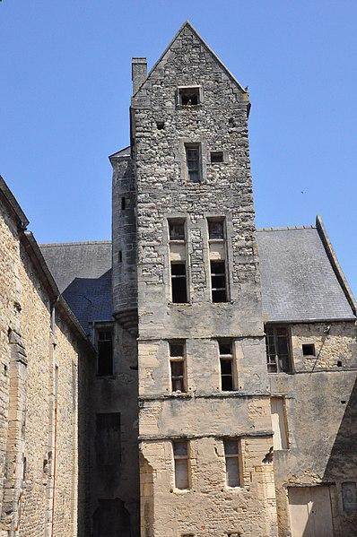 Photo du Monument Historique Ancien hôtel du Croissant situé à Bayeux