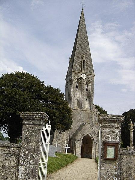 Photo du Monument Historique Eglise Saint-Martin situé à Bazenville