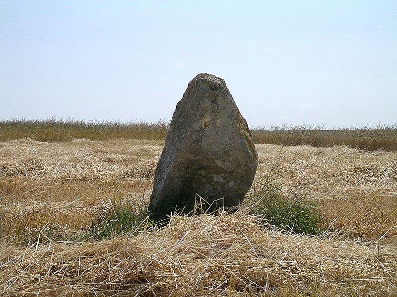 Menhir de la Demoiselle de Bracqueville