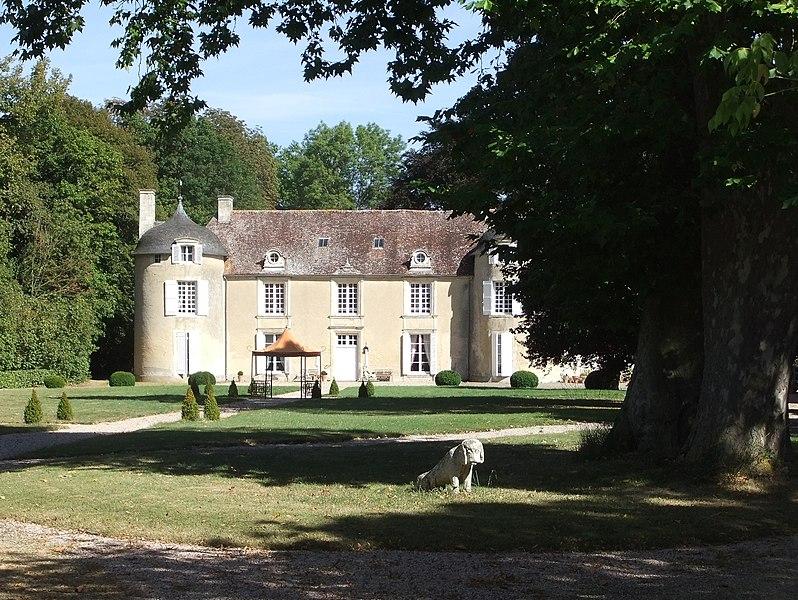 Photo du Monument Historique Château situé à Bernières-d'Ailly