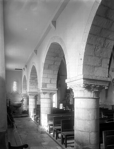 Photo du Monument Historique Eglise de Bons situé à Bons-Tassilly