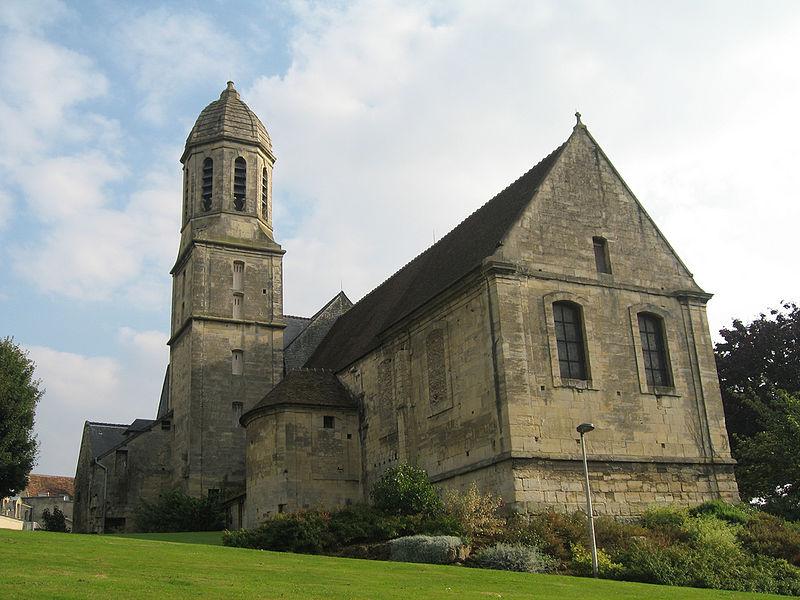 Photo du Monument Historique Ancienne chapelle du Saint-Sépulcre situé à Caen
