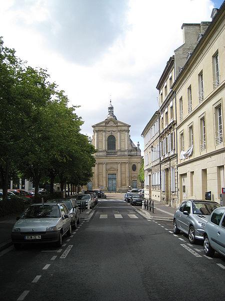 Photo du Monument Historique Eglise Notre-Dame ou de la Gloriette situé à Caen