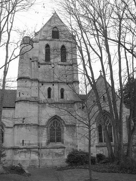 Photo du Monument Historique Eglise Saint-Ouen situé à Caen