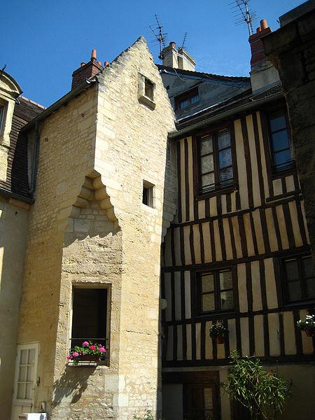 Photo du Monument Historique Immeuble situé à Caen