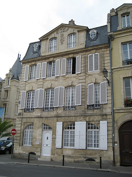 Photo du Monument Historique Maison situé à Caen
