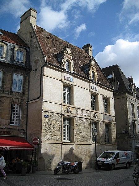 Photo du Monument Historique Maison natale de Malherbe situé à Caen