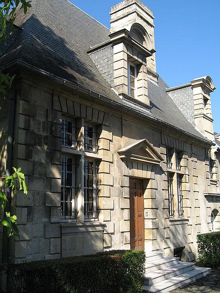 Photo du Monument Historique Pavillon de Beuvrelu situé à Caen