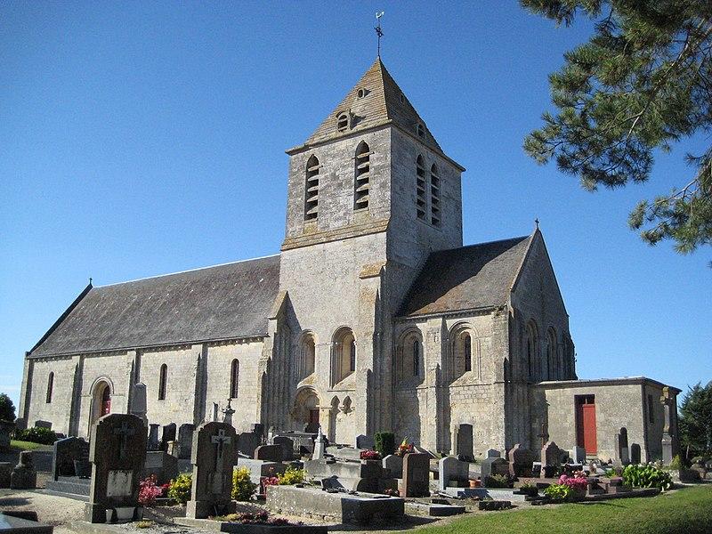 Photo du Monument Historique Eglise Saint-Hilaire£ situé à Cairon