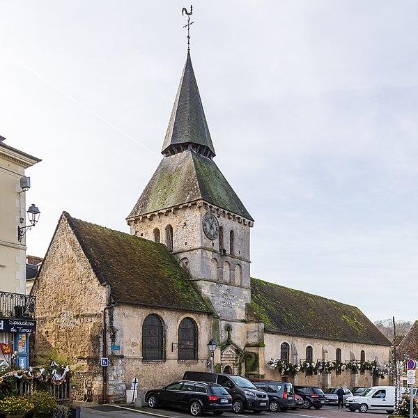 Photo du Monument Historique Eglise situé à Cambremer