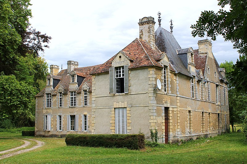 Photo du Monument Historique Château de Beneauville situé à Chicheboville