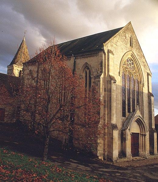 Photo du Monument Historique Eglise Notre-Dame situé à Clinchamps-sur-Orne