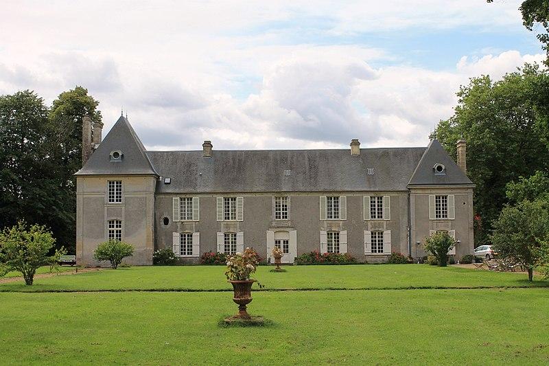 Photo du Monument Historique Manoir situé à Colomby-sur-Thaon