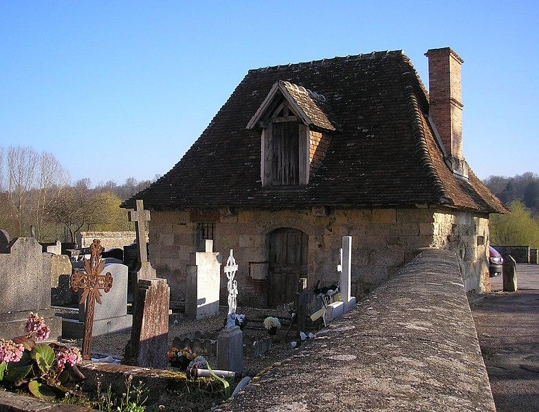 Photo du Monument Historique Chambre de Charité situé à Courtonne-la-Meurdrac