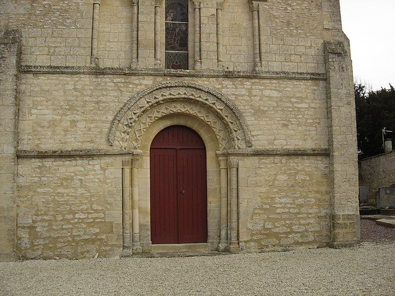 Photo du Monument Historique Eglise situé à Cresserons