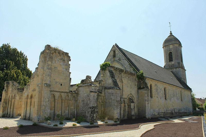 Photo du Monument Historique Eglise situé à Cristot