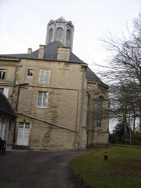 Photo du Monument Historique Couvent Notre-Dame-de-Fidélité situé à Douvres-la-Délivrande