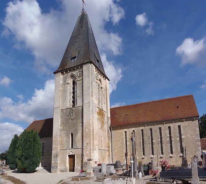 Photo du Monument Historique Eglise Saint-Paterne situé à Ernes