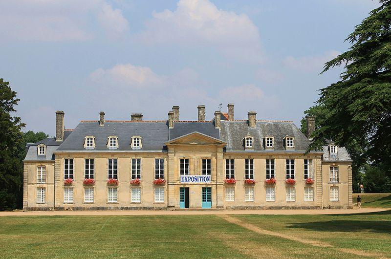 Photo du Monument Historique Château de la Fresnaye situé à Falaise