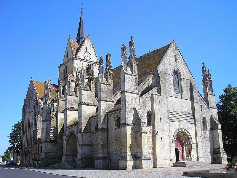 Photo du Monument Historique Eglise Notre-Dame de Guibray situé à Falaise
