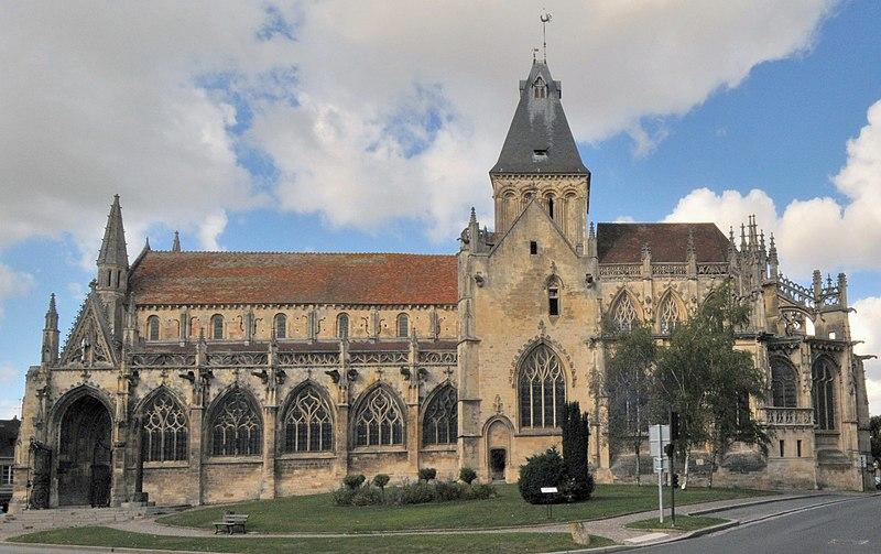 Photo du Monument Historique Eglise Saint-Gervais-Saint-Protais situé à Falaise