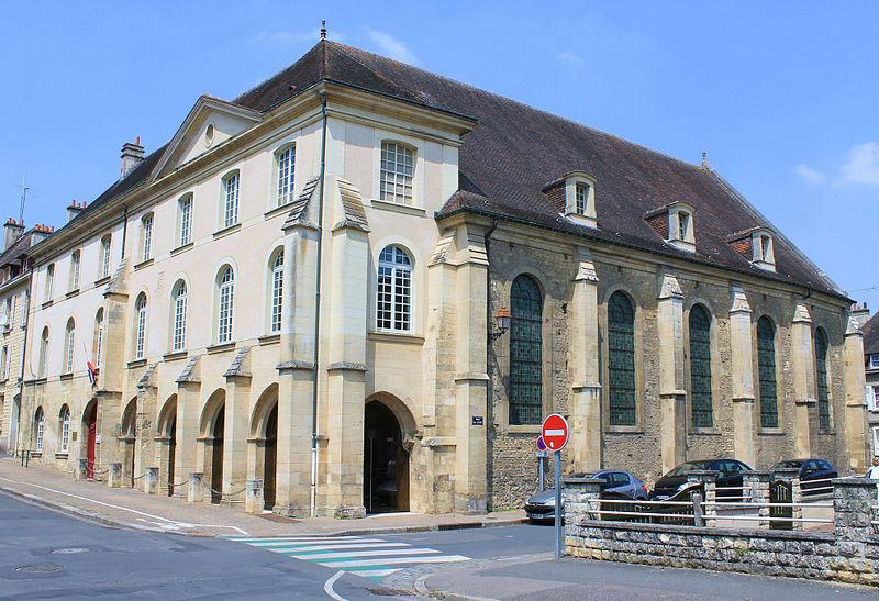 Photo du Monument Historique Ancien Hôtel-Dieu situé à Falaise