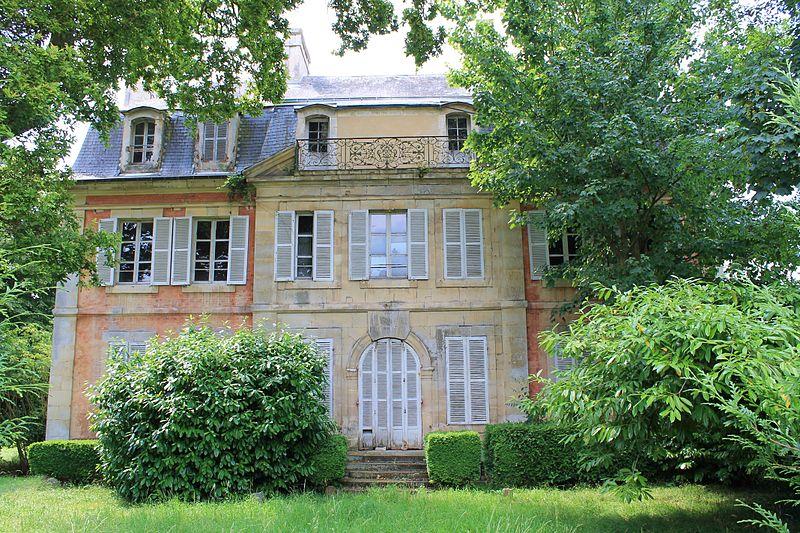 Photo du Monument Historique Hôtel dit Les Rives situé à Falaise