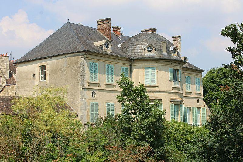 Photo du Monument Historique Hôtel Saint-Léonard situé à Falaise