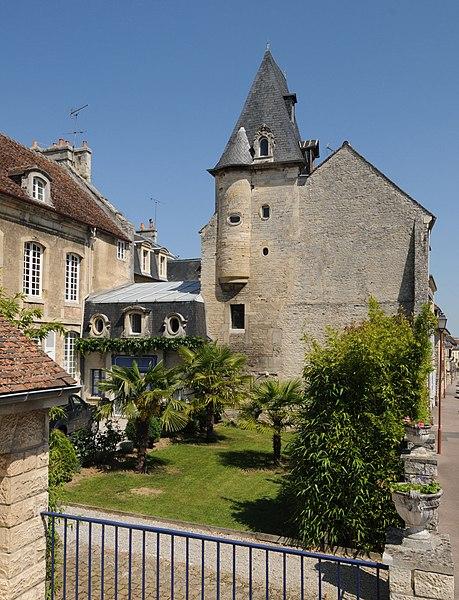 Photo du Monument Historique Immeuble situé à Falaise