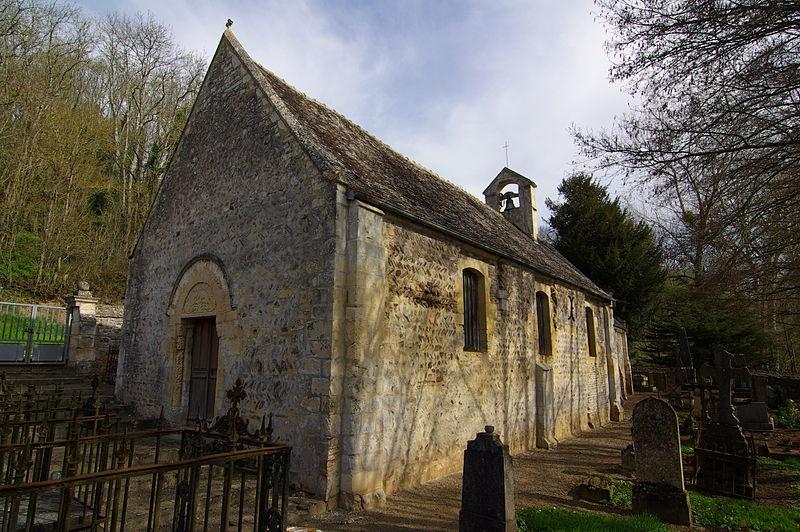 Photo du Monument Historique Eglise Saint-Martin de Bully situé à Feuguerolles-Bully